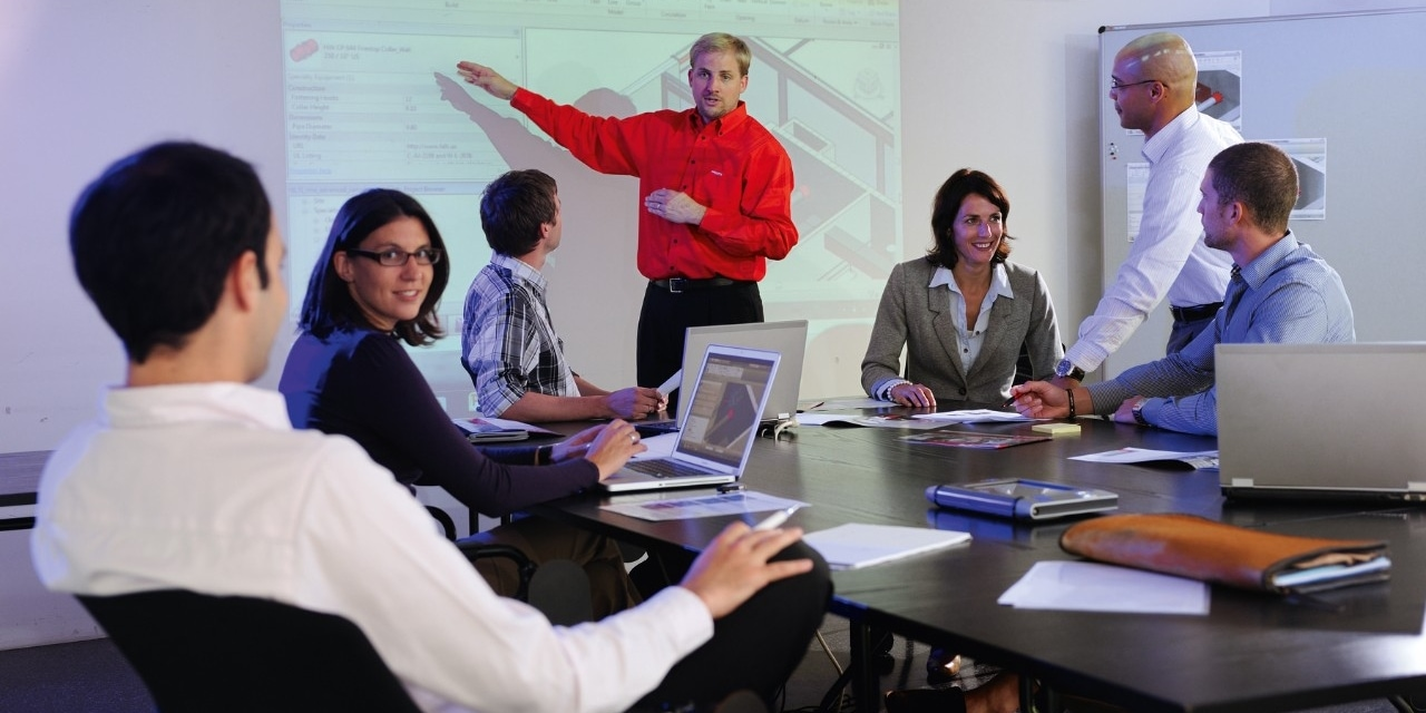 Hilti technical trainings and seminars