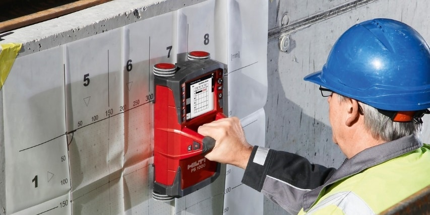 Hilti PS 1000 X-Scan detection system