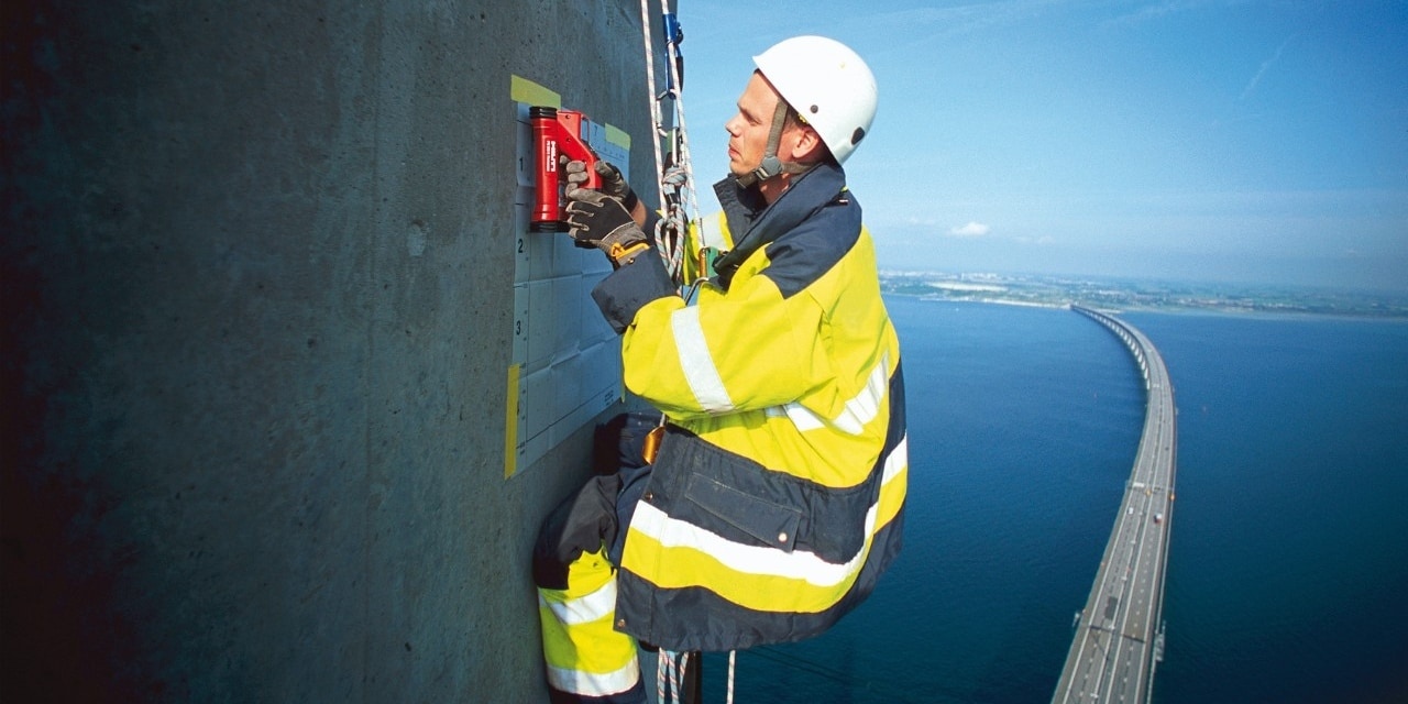 Hilti PS 250 Ferroscan detection system