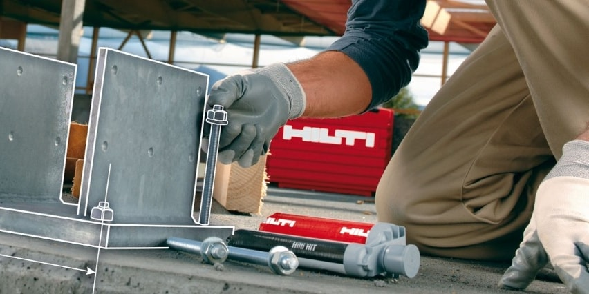 Hilti PROFIS Anchor software