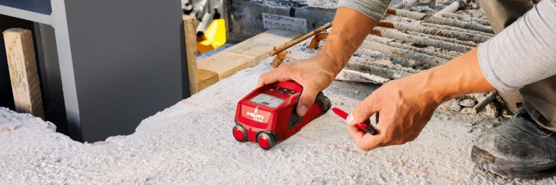 Hilti PS 50 Multidetector