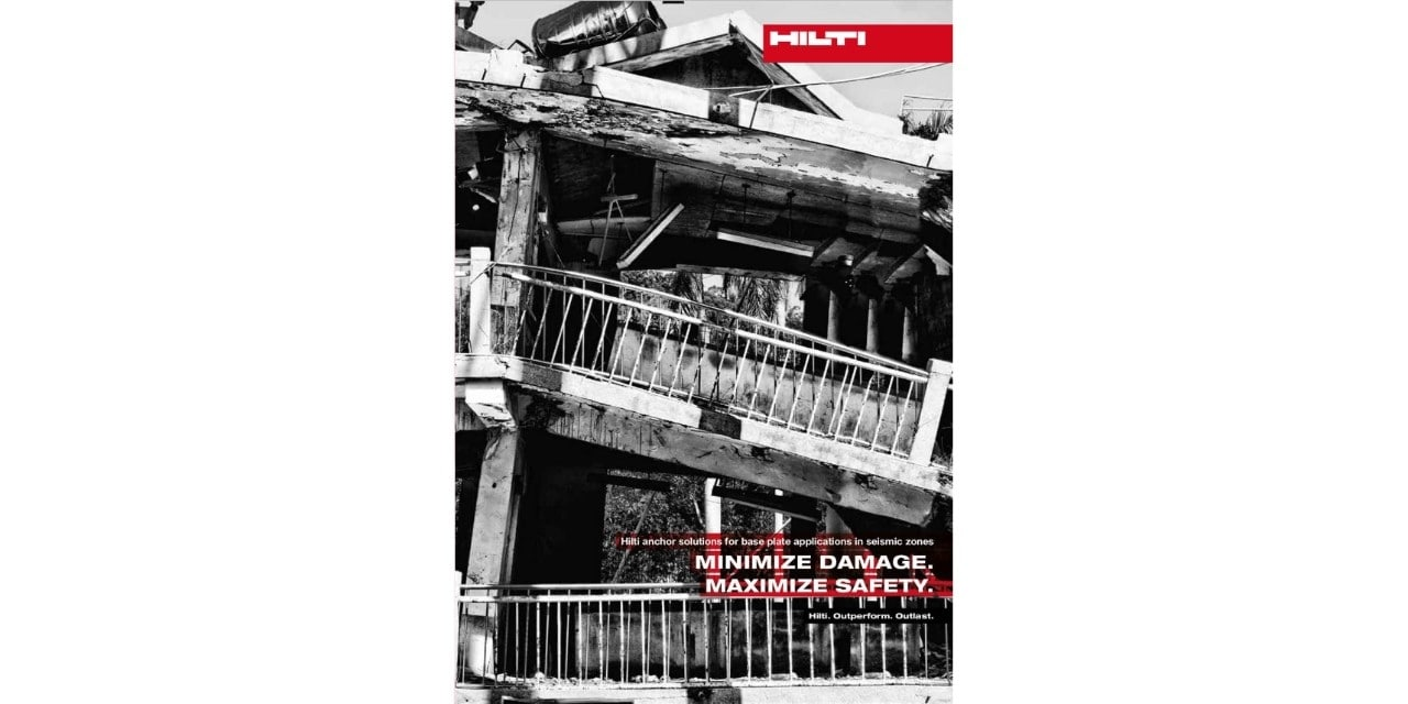Hilti seismic design manual