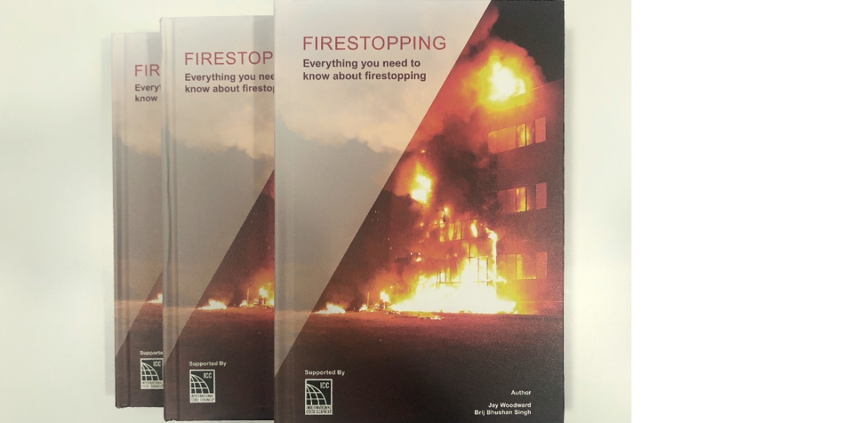 Hilti Firestopping Book Cover