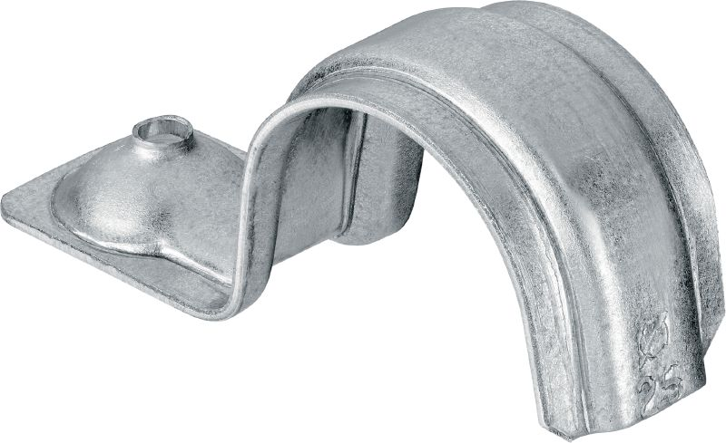 X-FB-E MX Metal cable/conduit clip for use with collated nails