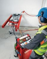 DSW 1005-E Electric wire saw (10 kW) for small wire cutting jobs Applications 1