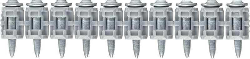 X-P G3 MX High-performance collated nail for concrete, for the GX 3 gas-actuated tool