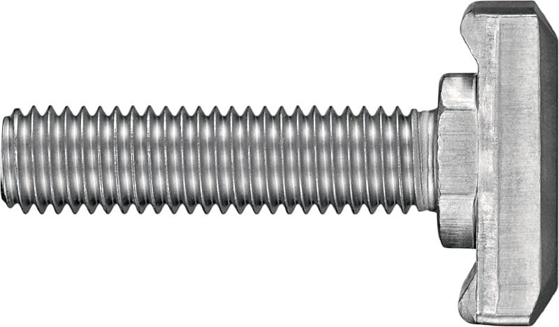 Notched HBC-C-N T-bolts Notched T-bolts for tension, perpendicular and parallel shear loads (3D loads)
